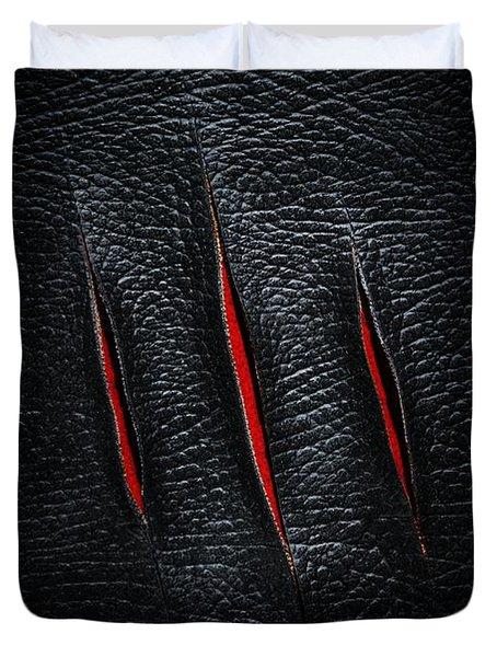 Three Cuts Duvet Cover