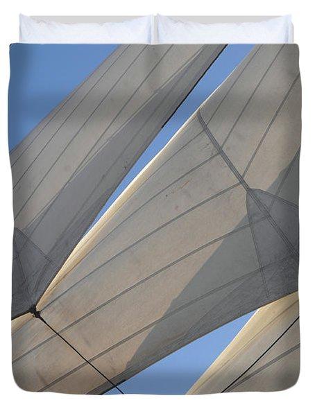 Three Sails Duvet Cover