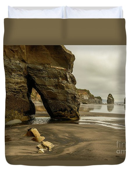 Three Sisters Duvet Cover by Werner Padarin