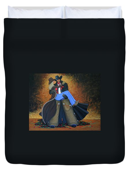 Threshold Duvet Cover