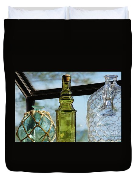 Thru The Looking Glass 3 Duvet Cover