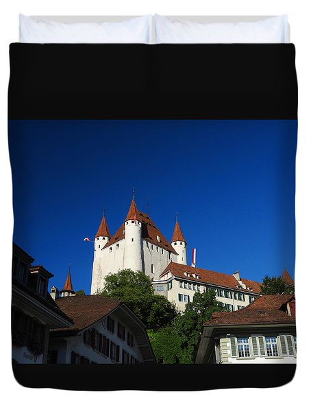 Thun Castle Duvet Cover