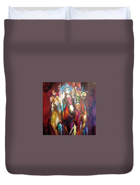 Thunder  Duvet Cover