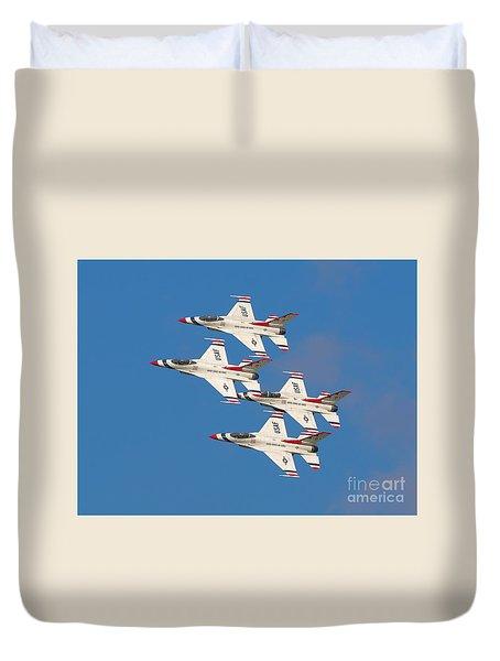Thunderbird Diamond Duvet Cover