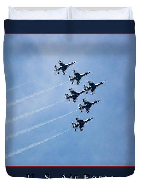 Thunderbirds Duvet Cover