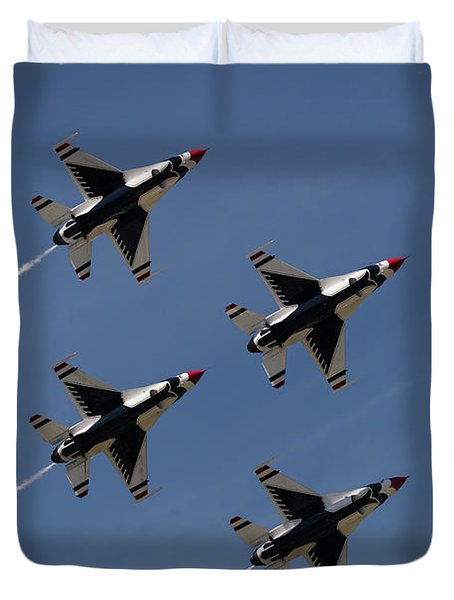 Thunderbirds Dsc5846 Duvet Cover