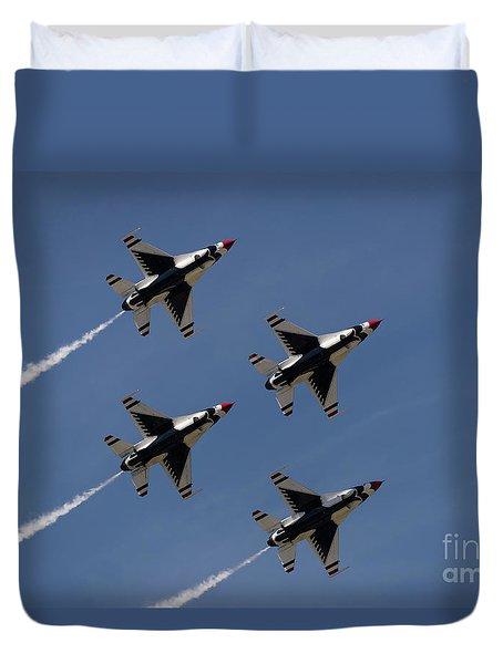 Thunderbirds Dsc5846 Duvet Cover