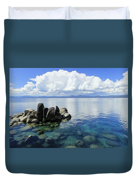 Thunderclouds Duvet Cover