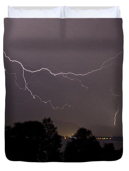 Thunderstorm II Duvet Cover