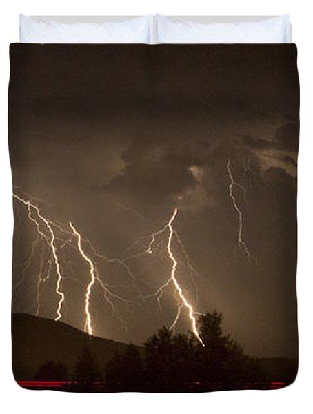 Thunderstorm IIi Duvet Cover