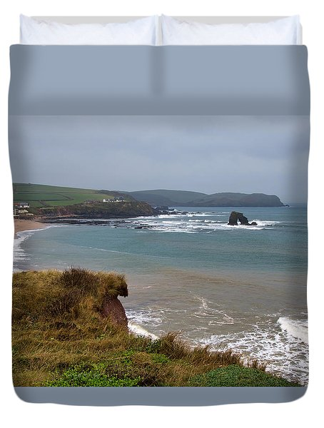 Thurlestone Rock Duvet Cover
