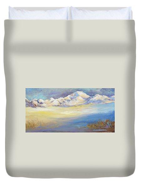 Tibet Duvet Cover