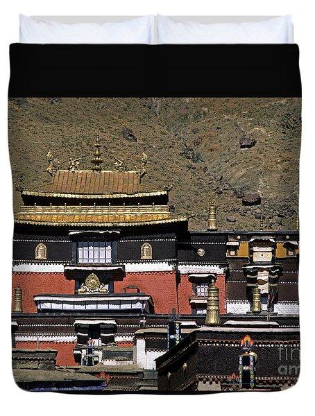 Tibet_110-6 Duvet Cover