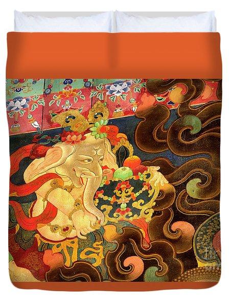 Tibet_162-12 Duvet Cover
