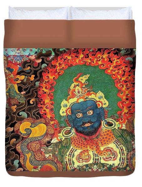 Tibet_163-7 Duvet Cover
