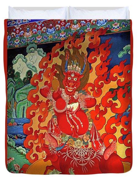 Tibet_190-12 Duvet Cover