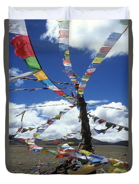 Tibet_304-8 Duvet Cover
