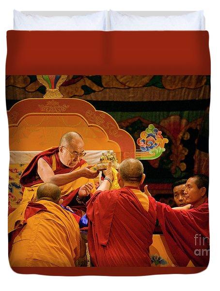 Tibetan_d124 Duvet Cover