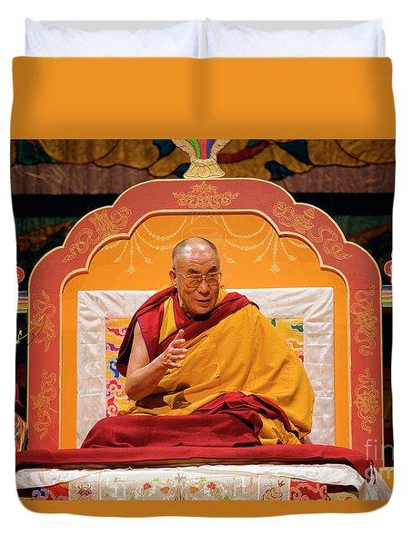 Tibetan_d130 Duvet Cover