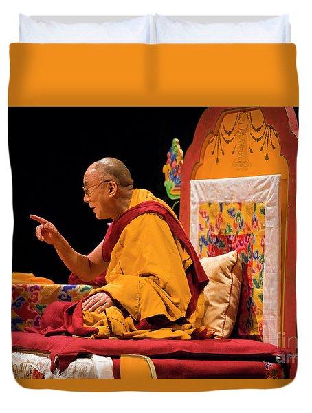 Tibetan_d149 Duvet Cover