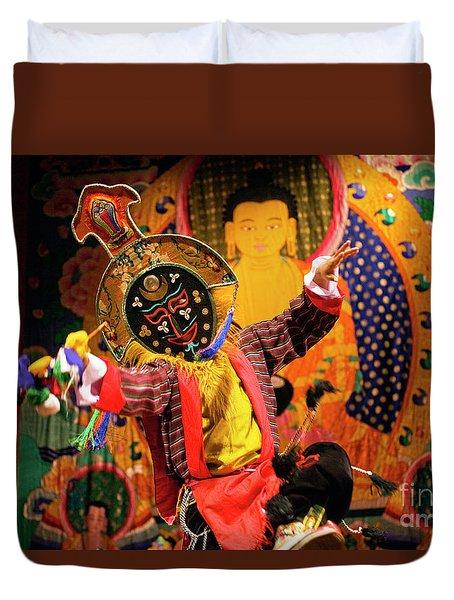 Tibetan_d240 Duvet Cover
