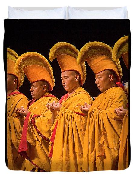 Tibetan_d303 Duvet Cover