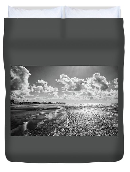 Tide Duvet Cover