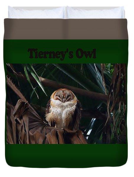 Tierneys Duvet Cover