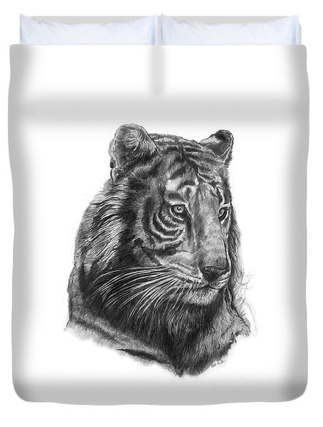 Tiger 1 Duvet Cover