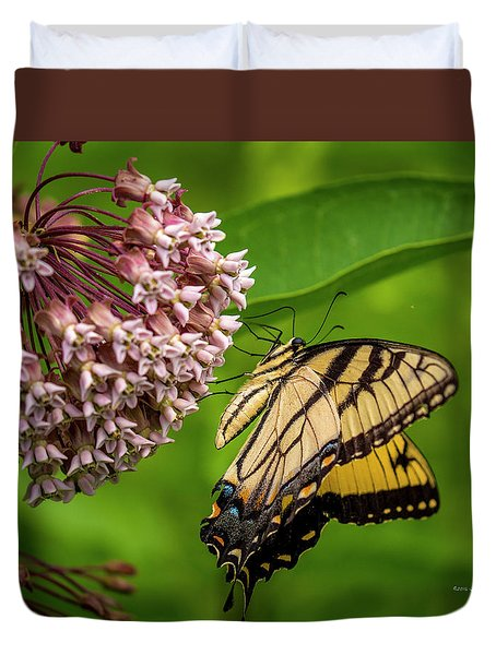 Tiger Swallowtail #210 Duvet Cover