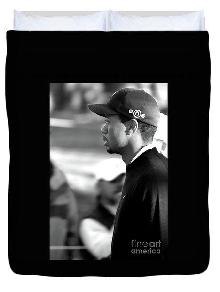Tiger Woods Bw 2005 Duvet Cover