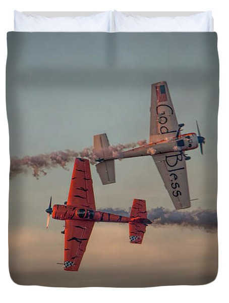 Tiger Yak 55 Duvet Cover
