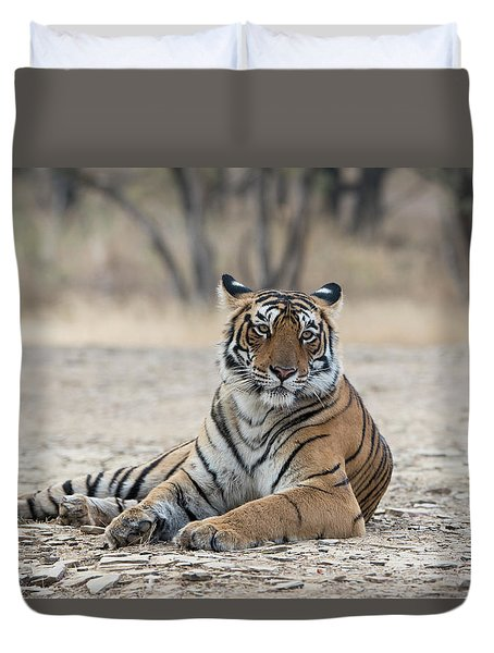 Tigress Arrowhead Duvet Cover