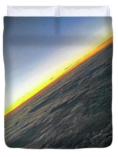 Tilt Horizon Duvet Cover