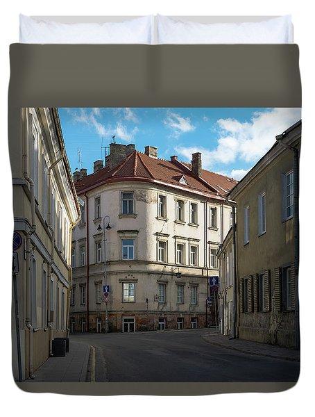 Tilto Street Duvet Cover
