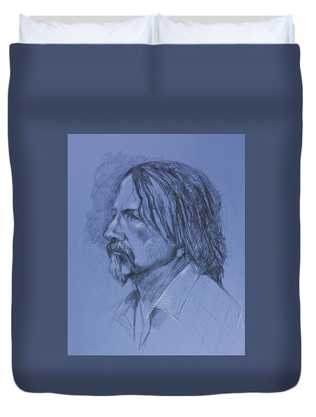 Tim Duvet Cover