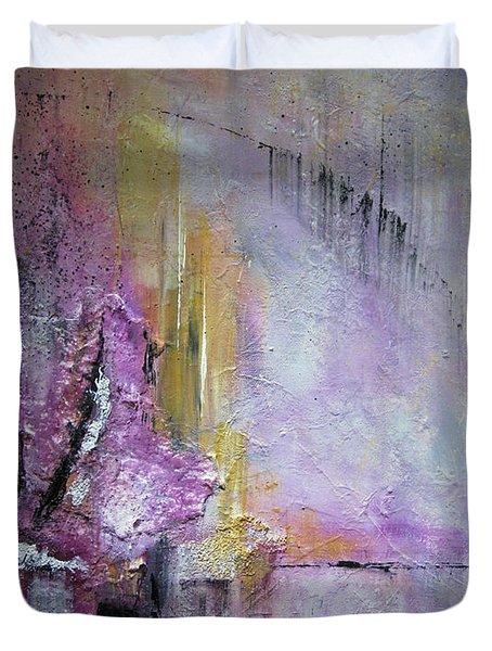 Time Lapse Duvet Cover