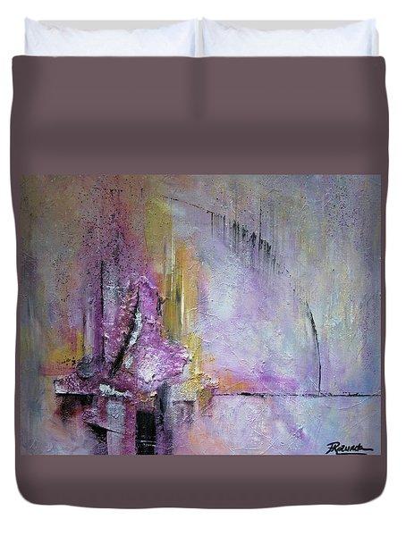 Time Lapse Duvet Cover by Roberta Rotunda