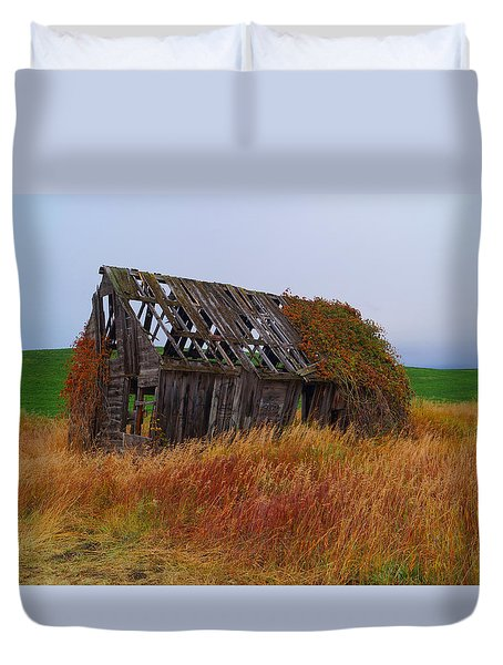 Time Passages Duvet Cover