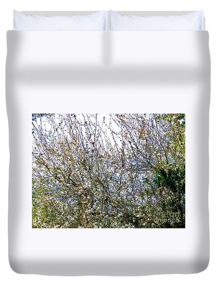 Time To Shine Duvet Cover