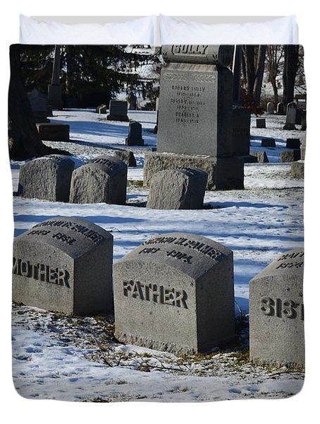 Timeless Family Duvet Cover