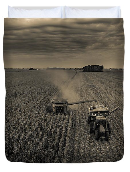 Timeless Farm Duvet Cover