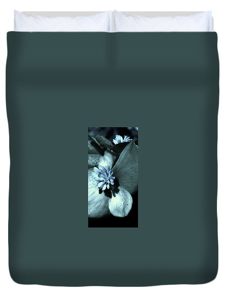 Calm And Cool Duvet Cover