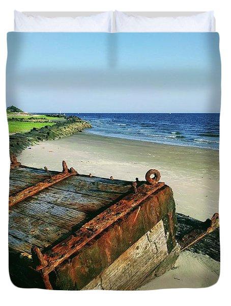 Timeless Treasure Duvet Cover
