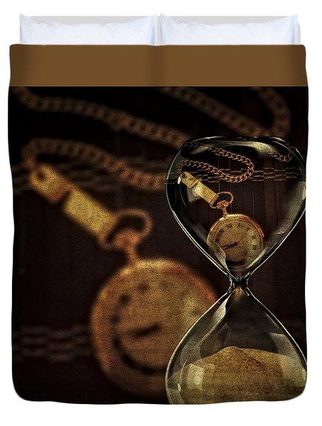Timepieces Duvet Cover