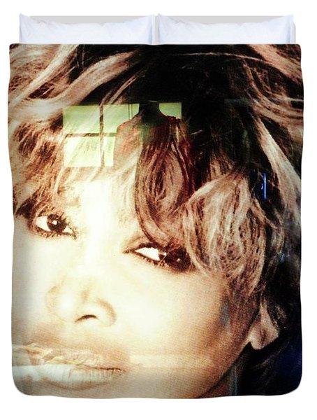 Tina Turner Museum 2 Duvet Cover