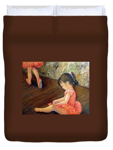 Tiny Dancer Duvet Cover