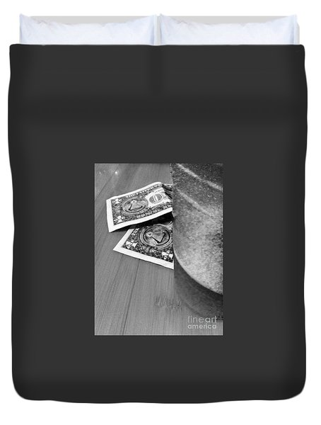 Tip For A Draft Beer Duvet Cover