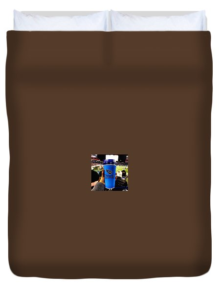 Titans Duvet Cover