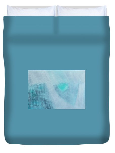 To Know Yourself Duvet Cover
